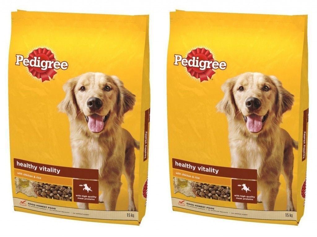Pedigree Multi Buy Dog Food - Chicken & Rice