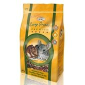 Quiko Chinchilla & Degu Sunny Greens Complete Food 800g