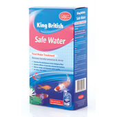 King British Pond Safe Water