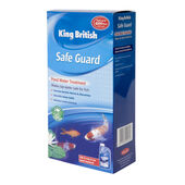 King British Pond Safe Guard