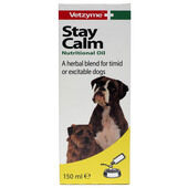Vetzyme Dog Stay Calm Nutritional Oil 150ml