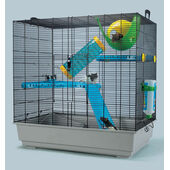 Freddy 2 Max Rodent Cage- 80x50x80cm