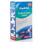 King British Pond Fin Rot & Fungus Control 250ml