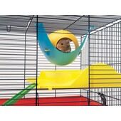 Sputnik Hamster House Assorted Colours 21.5x21.5x12.5cm