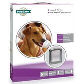 Staywell Original 2 Way Pet Door Silver