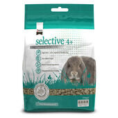 5 x Supreme Science Selective Rabbit (4 Years +) With Timothy Hay 350g