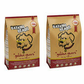 2 x 12kg Barking Heads Multi Buy Golden Years Senior Dog Food