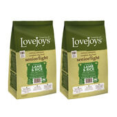 2 x 12kg Lovejoys Hypoallergenic Senior/Light Lamb & Rice Dry Dog Food Multibuy