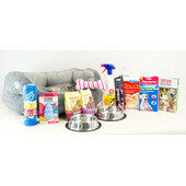 The Pet Express Medium Puppy Dog Starter Kit