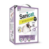 Sanicat Evolution Senior Clumping Cat Litter - 6L