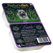 18 x 280g Naturediet Lamb With Vegetables & Rice Wet Dog Food