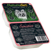 18 x 280g Naturediet Sensitive Salmon & Prawn With Vegetables & Rice Wet Dog Food