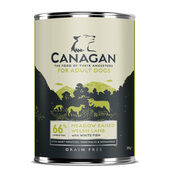 Canagan Welsh Lamb Grain-Free Wet Dog Food - 12 x 395g Cans