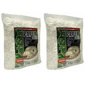 2 x 1kg Habistat Paper Flakes Advanced Vivarium Substrate Multibuy