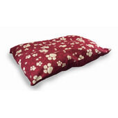 The Pet Express Red Luxury Dog Duvet