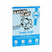 28 x 150g Barking Heads Puppy Days Chicken Wet Junior Dog Food