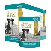 12 x 400g Burns Penlan Farm Complete Chicken Rice & Veg Wet Dog Food Pouch