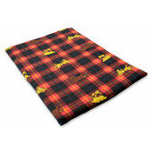 The Pet Express Red Tartan Dog Mattress