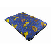 The Pet Express Happy Dog Blue Luxury Dog Duvet