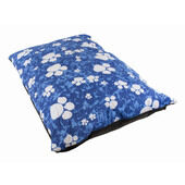 The Pet Express Blue Paws Luxury Dog Duvet