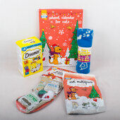 Cat Christmas Present Gift Bundle