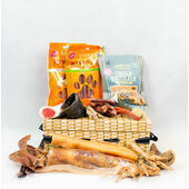 The Pet Express Natural Dog Treat Box