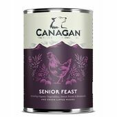 Canagan Senior Feast Wet Dog Food - 6 x 400g