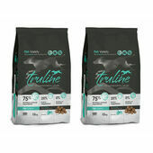 2 x 12kg Truline Fish Variety Dry Dog Food