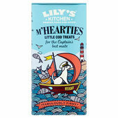 12 x 32g Lily's Kitchen M'Hearties Cod Dog Treats