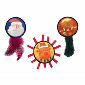 James & Steel Christmas Funny Faces Cat Toys