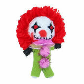 Augustus The Clown String Doll Cat Toy