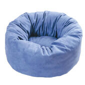 Cosipet Chelsea Donut Dog Bed Blue 51cm (20