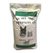MJ Petfoods & Proteins Ltd Dried Meat Small Puppy Food 15kg