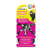 Ancol Just 4 Pets Ferret Harness & Lead Set