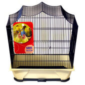Savic Sylvie 30 Bird Cage Navy Blue 43x25x47cm