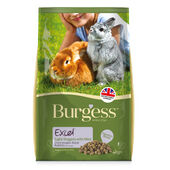 Burgess Excel Light Rabbit Nuggets with Mint