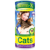 Verm-X Treats For Cats