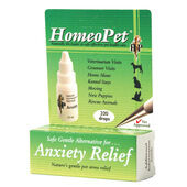Homeopet Anxiety & Stress Relief Natural Pet Drops - 15ml