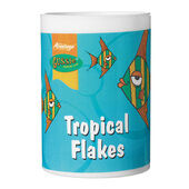 12 x Gussie Goldfish Tropical Flake 25g