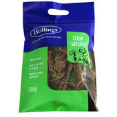 5 x Hollings Sticks Tripe Carrier Bag 500g