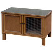 Orpington Outdoor Small Animal Hutch With Legs