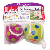 Petstages Replacement Balls 2 Pack