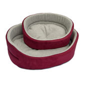 Cosipet Chelsea Pet Superbed - Wine