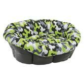 Ferplast Removable Padded Sofa Cushion - Lime Camo