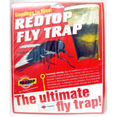 Tusk RedTop FlyTrap - the Ultimate Fly Trap