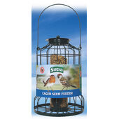 Supa Caged Seed Feeder 25cm (10