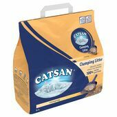 Catsan Ultra Clumping Cat Litter - 5L