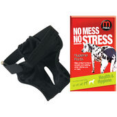 Mikki Hygiene Pants for Dogs - Black