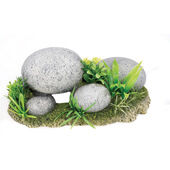 Classic Rocky Outcrops Pebble Garden 245mm