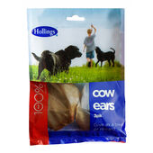 7 x Hollings Cow Ears 3pk